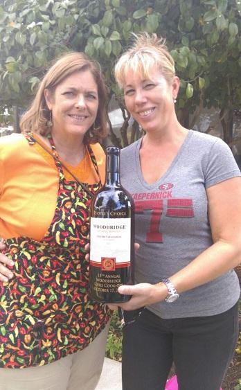 Betsy Mahan and Kathy Jacobson